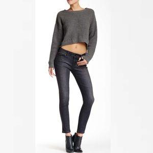 DL1961 Emma Black Legging Jeans Size 26